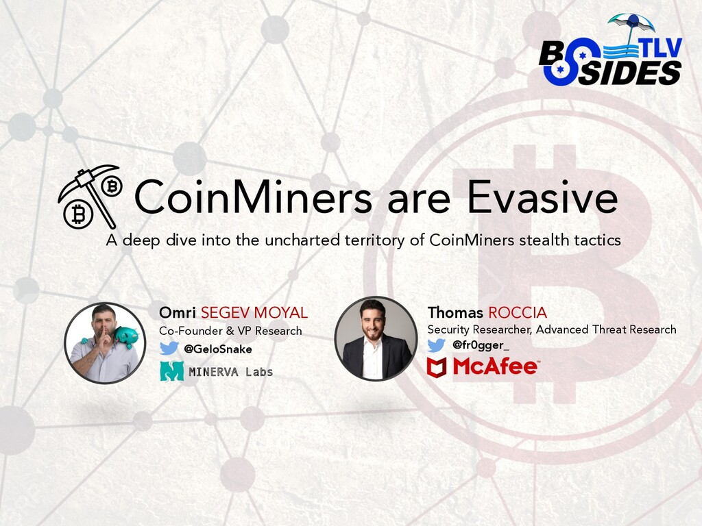 CoinMiners are Evasive A deep dive into the unc...