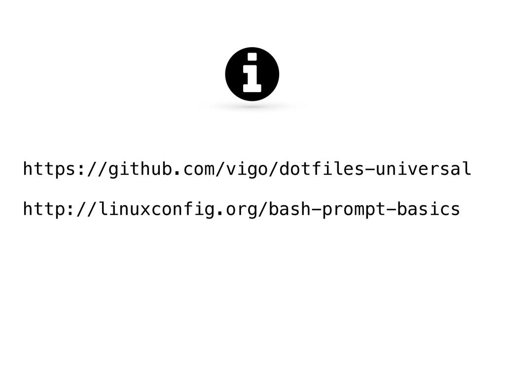 https://github.com/vigo/dotfiles-universal http...