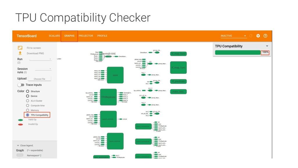 TPU Compatibility Checker