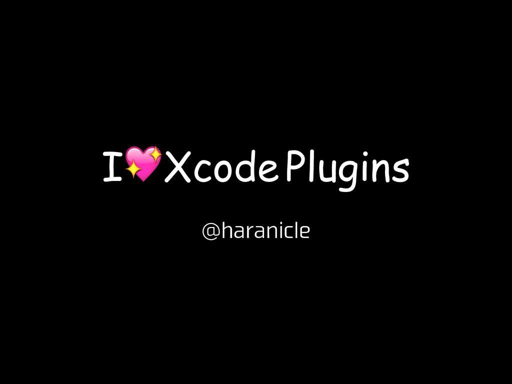 IXcode Plugins !IBSBOJDMF