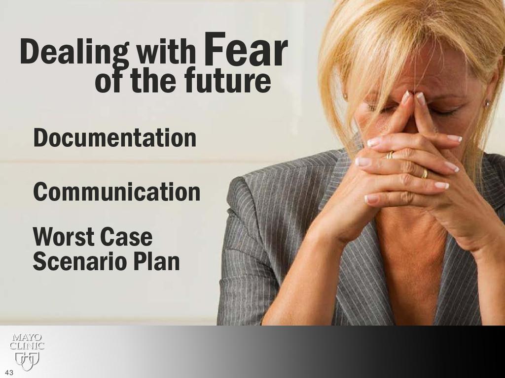 Documentation Worst Case Scenario Plan Communic...