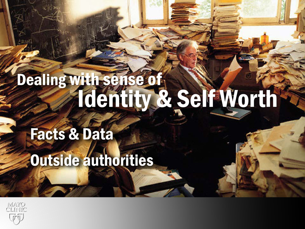 49 Facts & Data Identity & Self Worth Dealing w...
