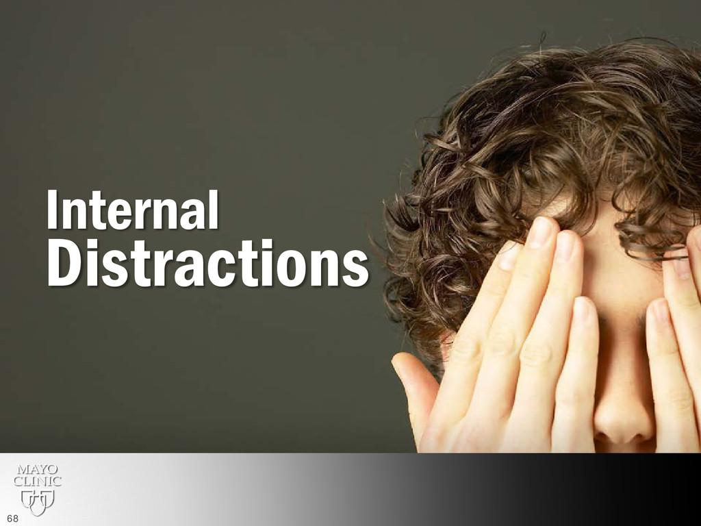 Internal Distractions 68