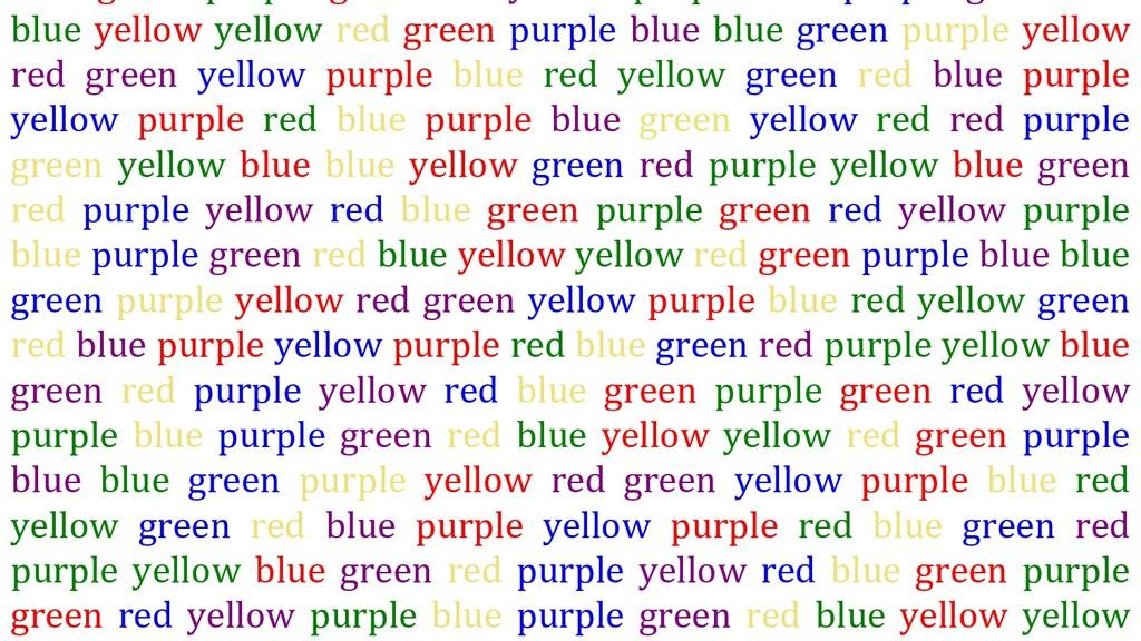 blue yellow yellow red green purple blue blue g...