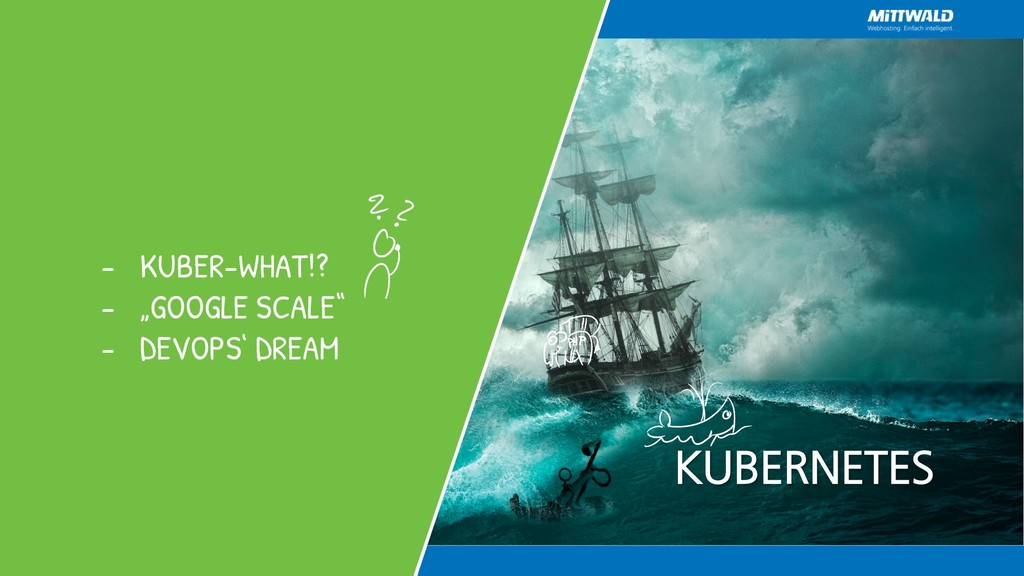 "KUBERNETES - KUBER-WHAT!? - ""GOOGLE SCALE"" - DE..."