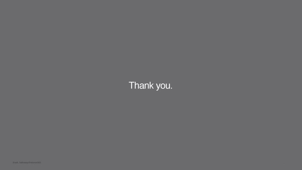 @ash_hathaway@eturner303 Thank you. 29
