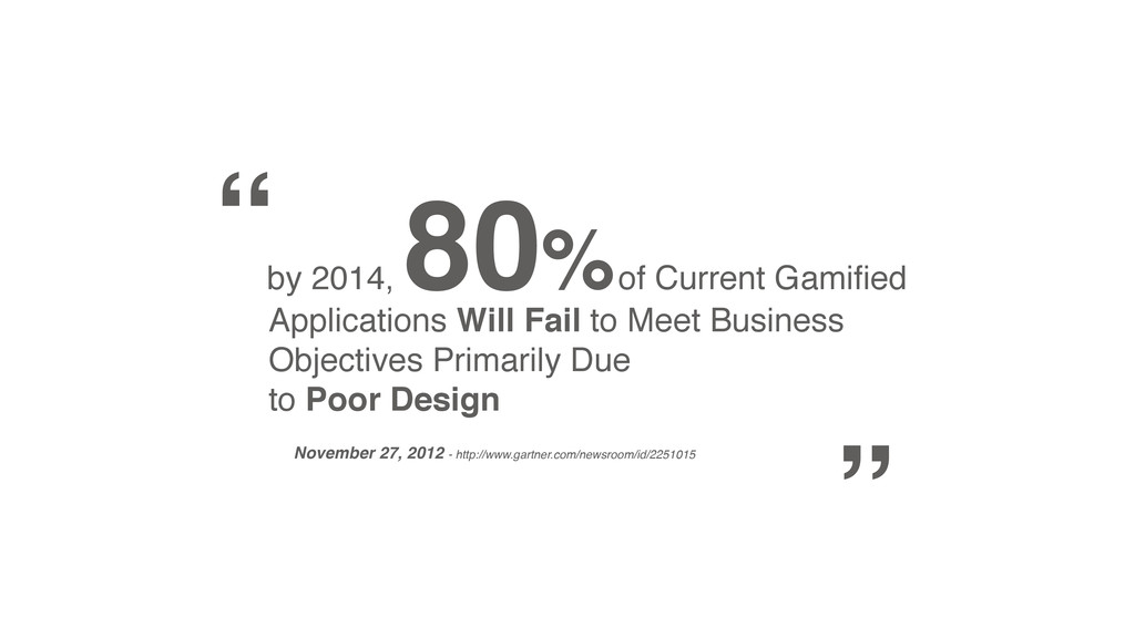 Applications Will Fail to Meet Business Objecti...