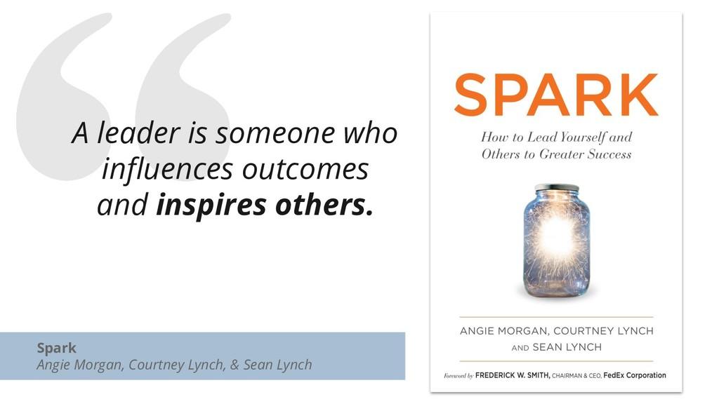 Spark Angie Morgan, Courtney Lynch, & Sean Lync...