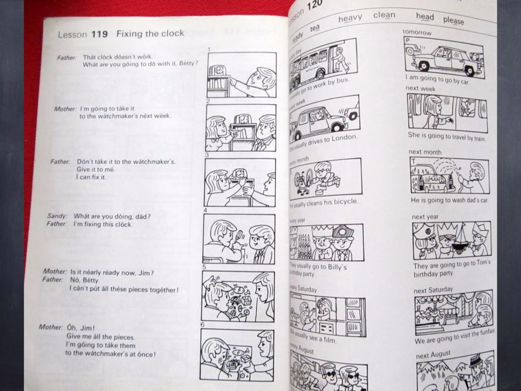 Full-English book as a Textbook