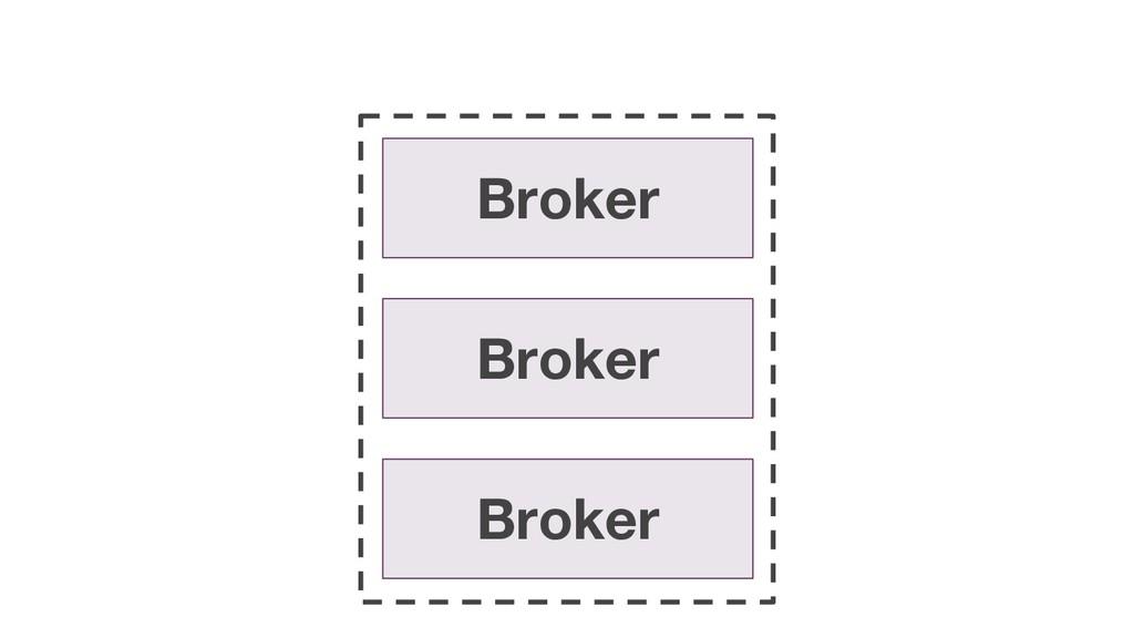 Broker Broker Broker