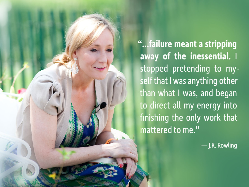 """""""...failure meant a stripping away of the iness..."""