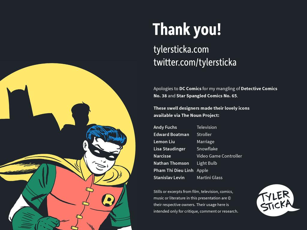 Thank you! tylersticka.com twitter.com/tylersti...