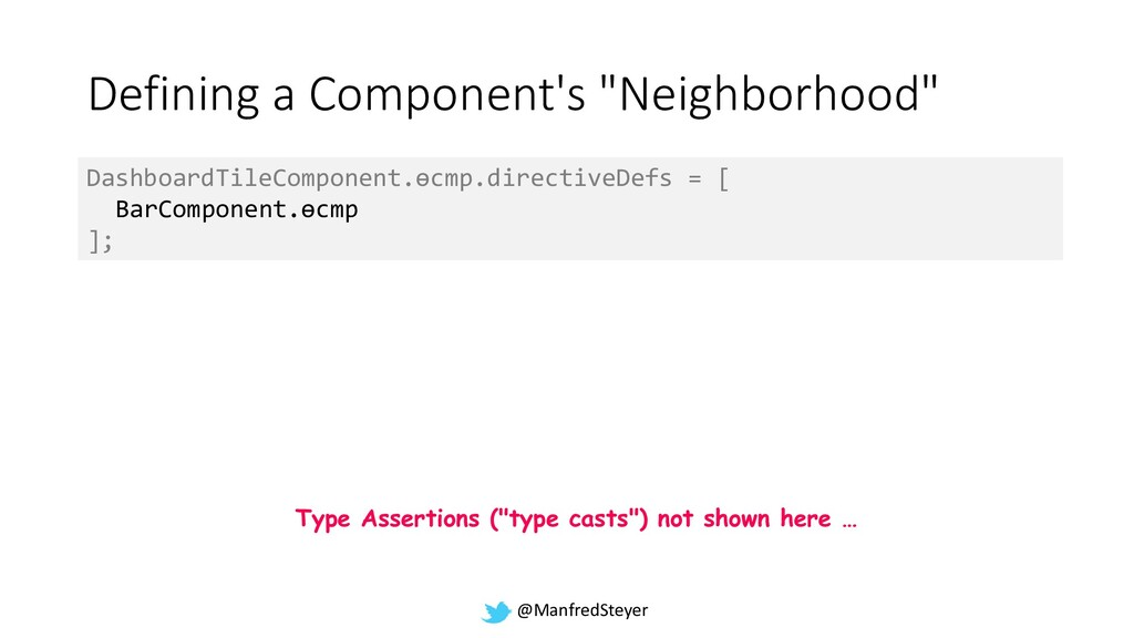 "@ManfredSteyer Defining a Component's ""Neighbor..."