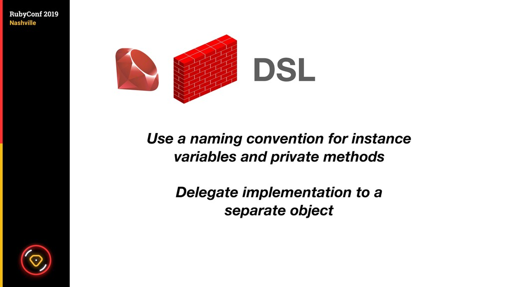 Use a naming convention for instance variables ...