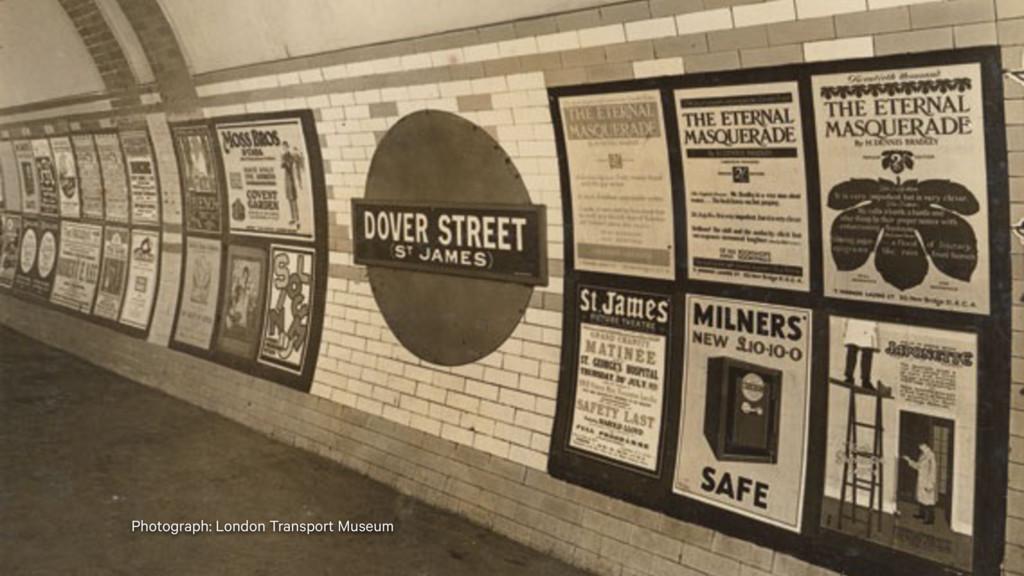 Photograph: London Transport Museum