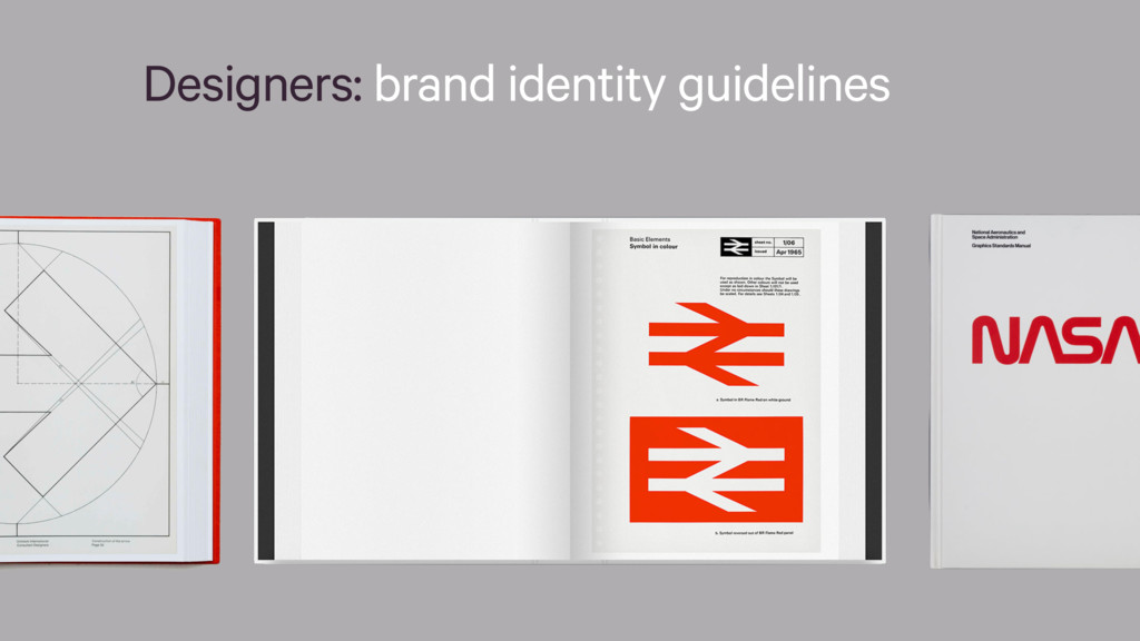 Designers: brand identity guidelines