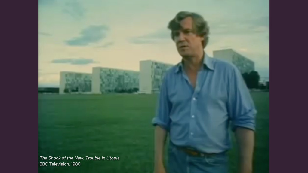 The Shock of the New: Trouble in Utopia BBC Te...