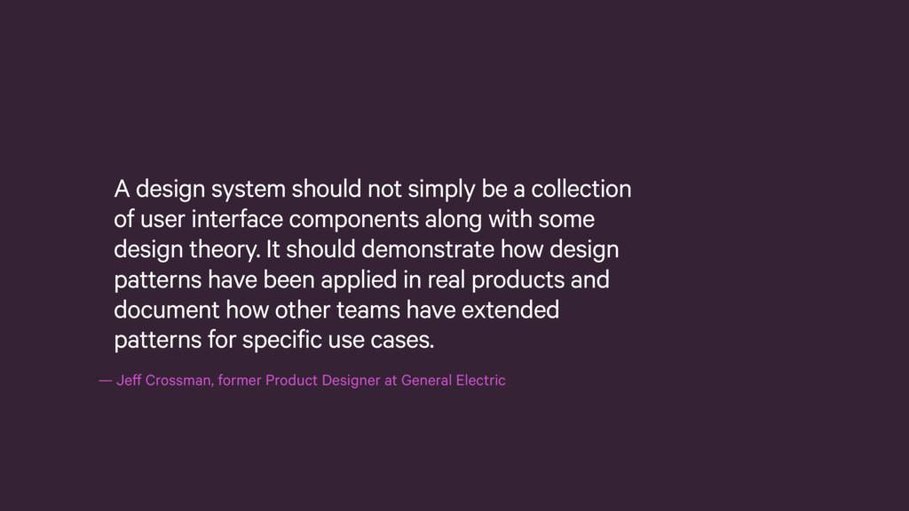 —Jeff Crossman, former Product Designer at Gen...
