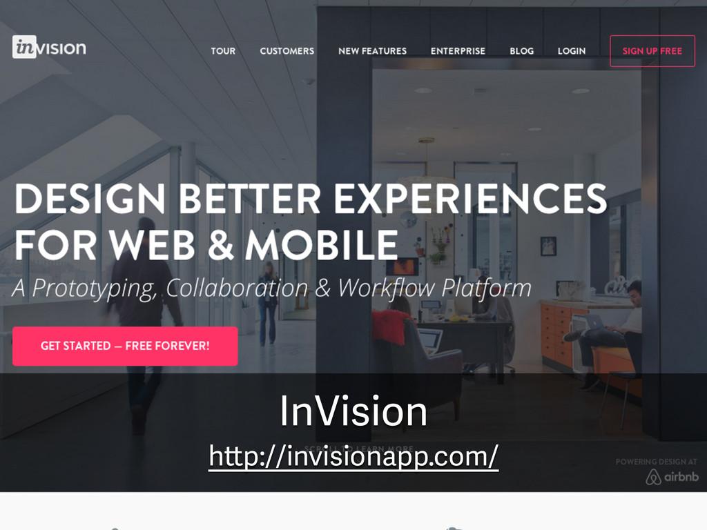 InVision http://invisionapp.com/