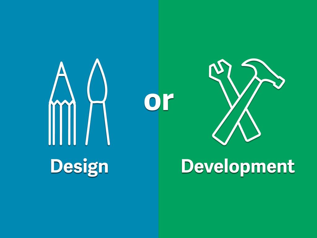 Design Development or