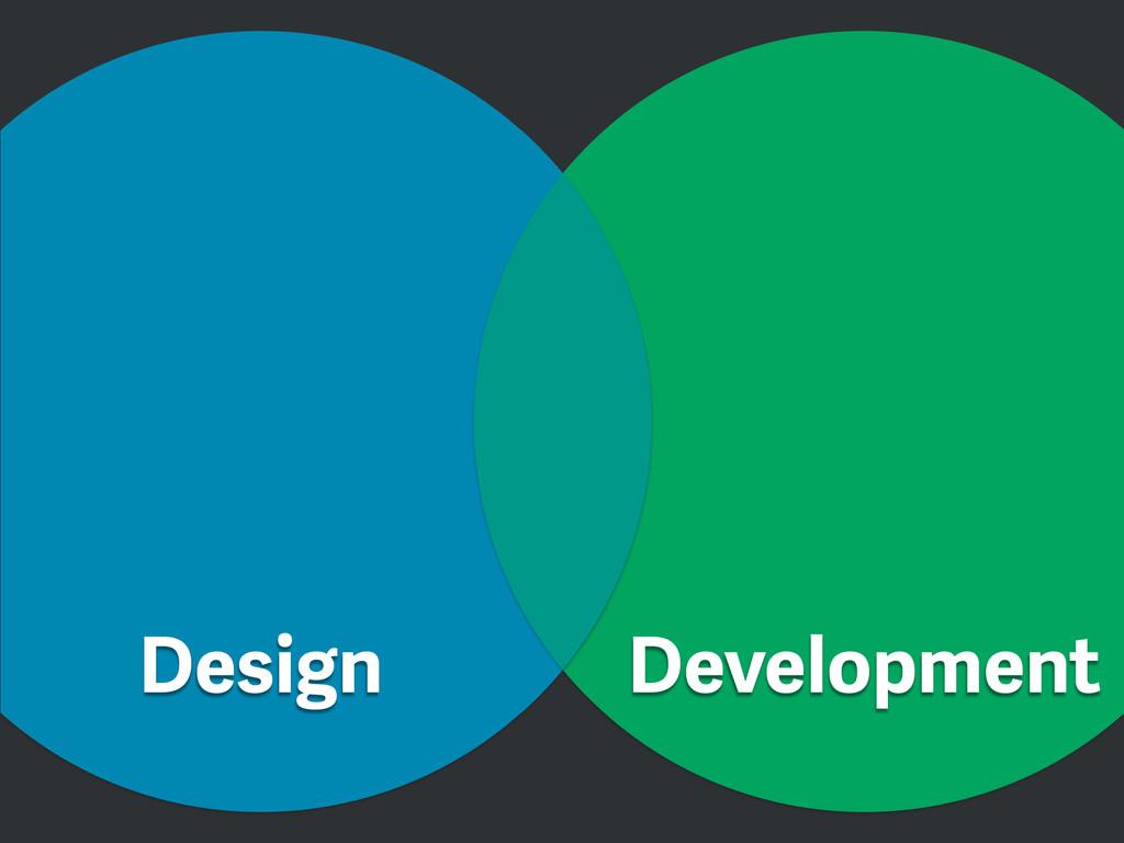 Development Design