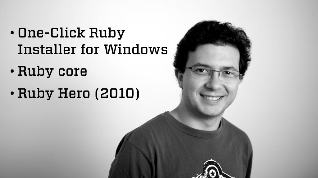 • One-Click Ruby