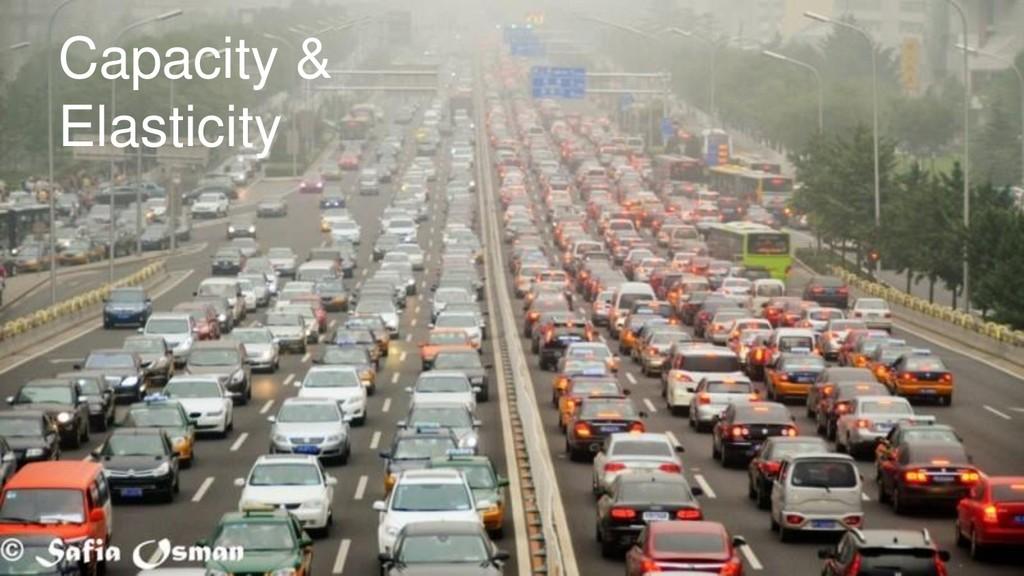 Warum in die Cloud? Capacity & Elasticity