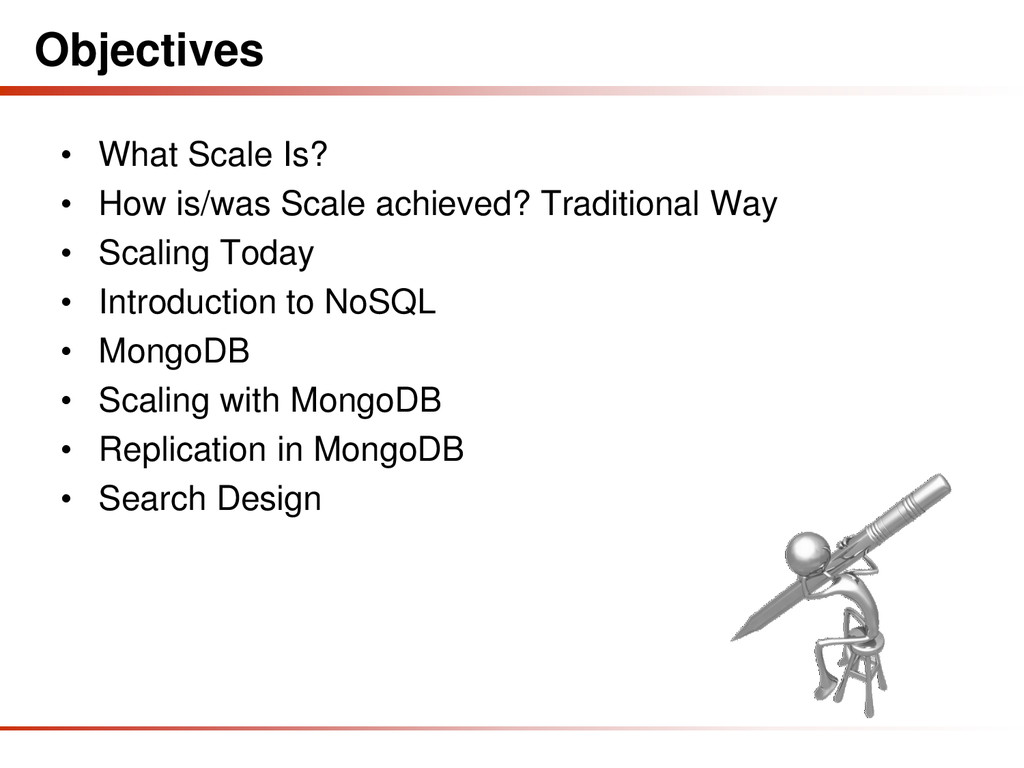 Objectives • What Scale Is? • How is/was Scale ...