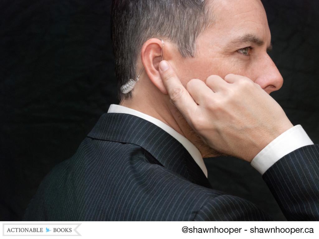 @shawnhooper - shawnhooper.ca