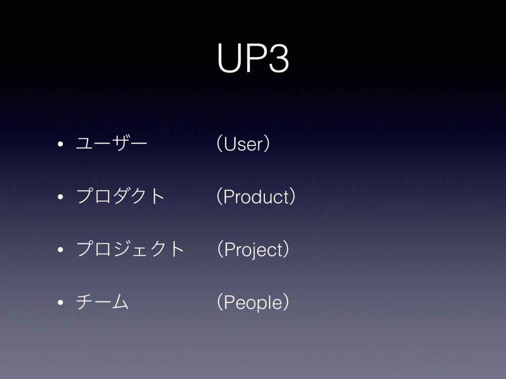 UP3 • ϢʔβʔɹɹɹʢUserʣ • ϓϩμΫτɹɹʢProductʣ • ϓϩδΣΫτ...
