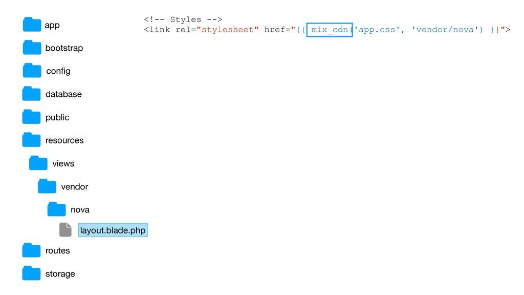 """<!-- Styles --> <link rel=""""stylesheet"""" href=""""{{..."""