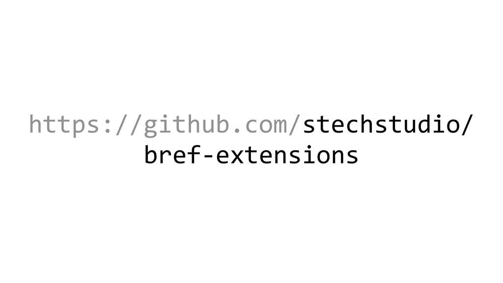 https://github.com/stechstudio/ bref-extensions