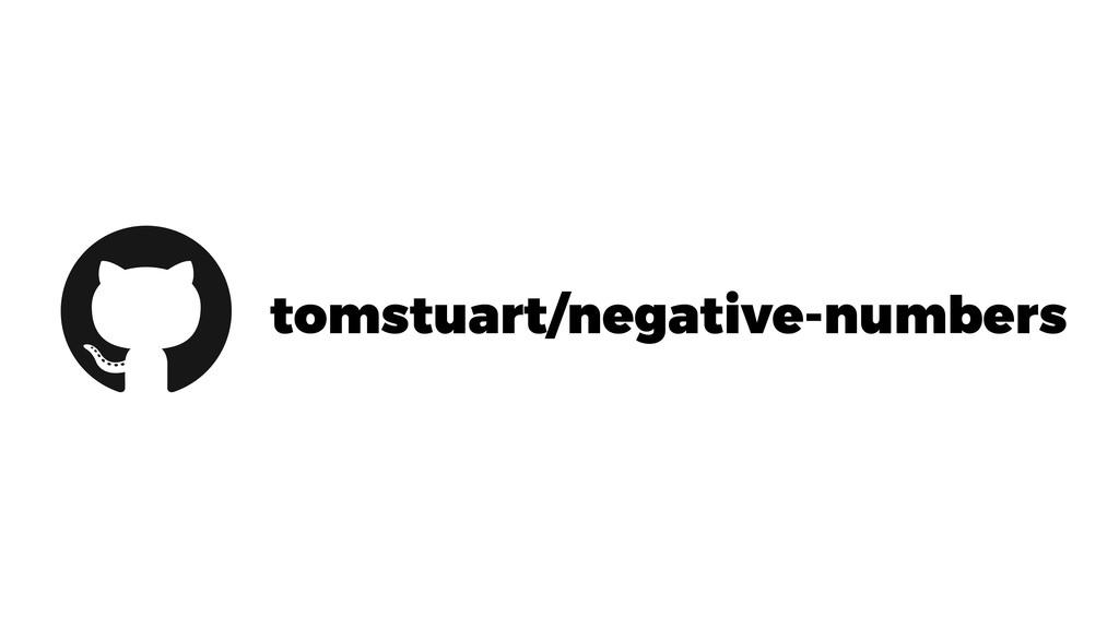tomstuart/negative-numbers