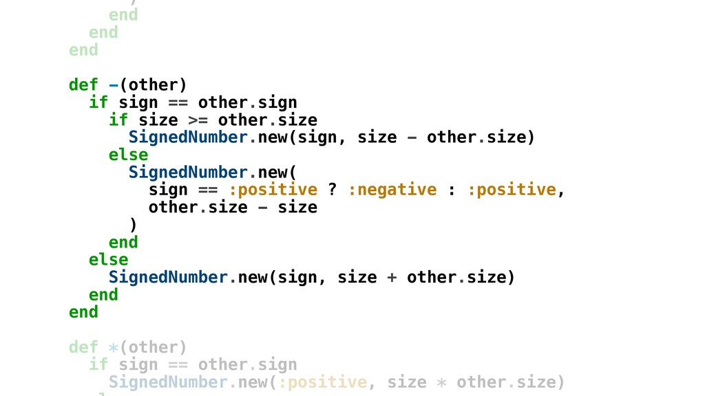 )a end end end def -(other) if sign == other.si...