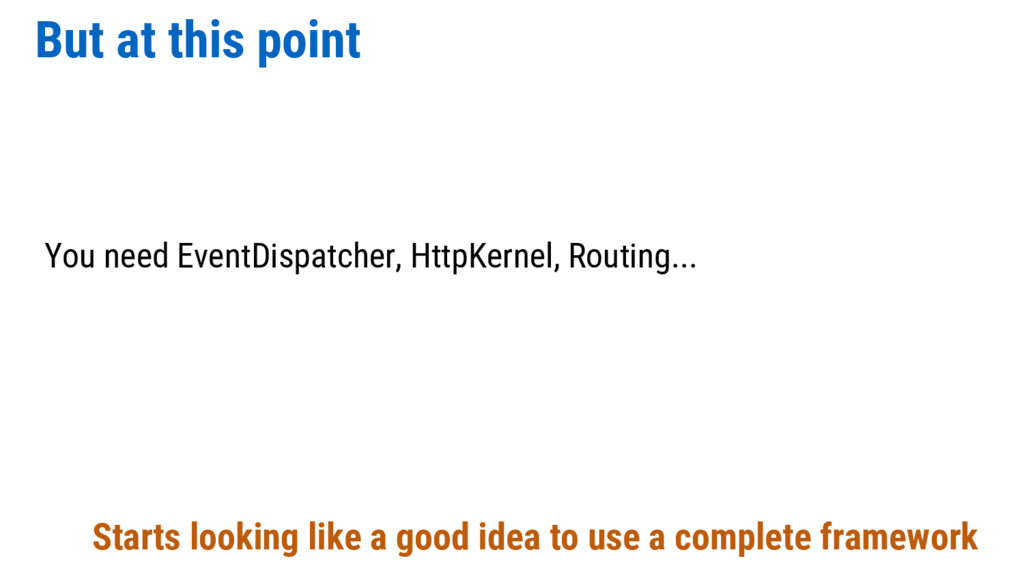 But at this point You need EventDispatcher, Htt...