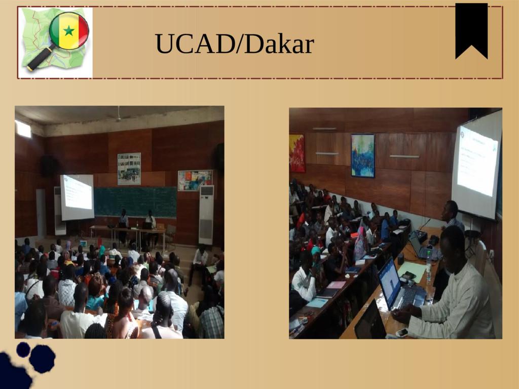 UCAD/Dakar