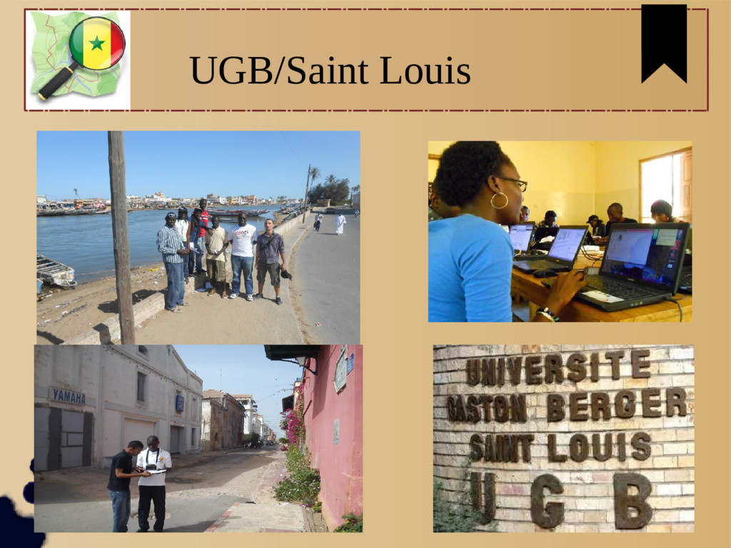 UGB/Saint Louis