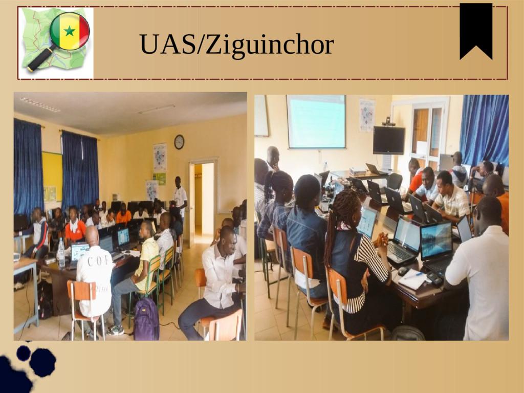 UAS/Ziguinchor