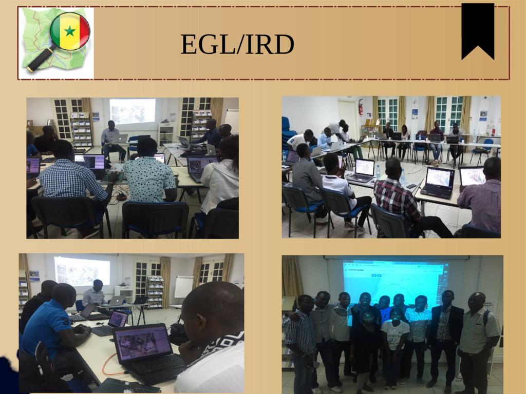 EGL/IRD