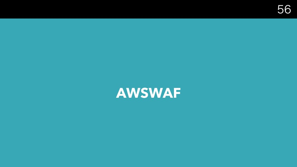 AWSWAF
