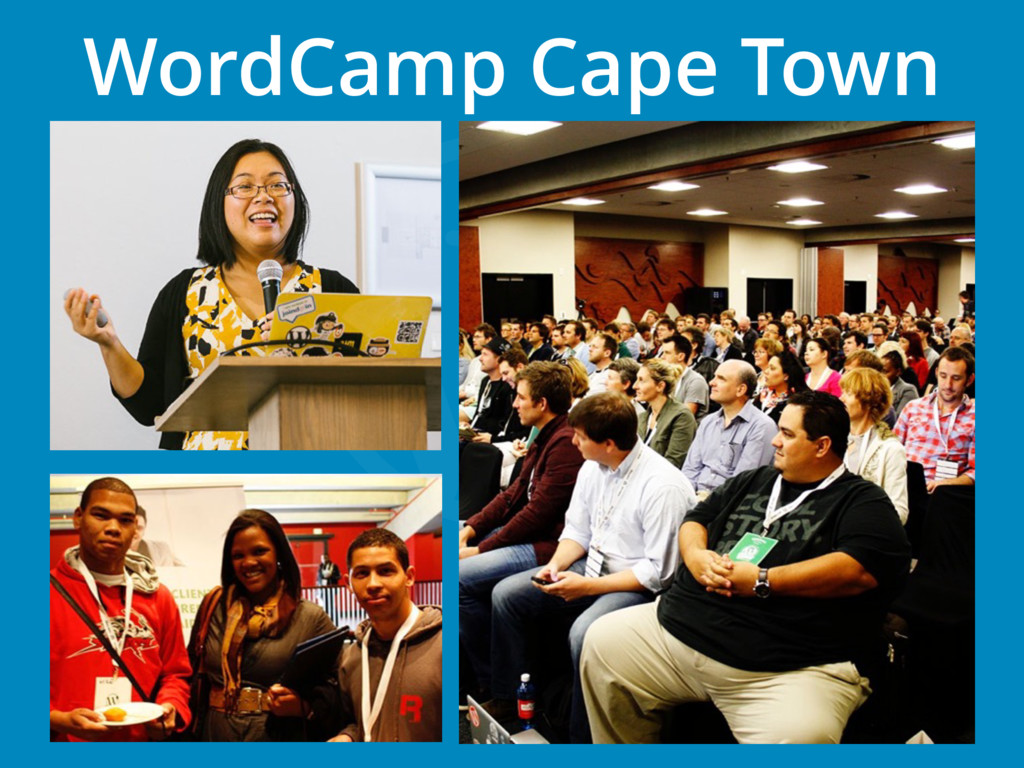 WordCamp Cape Town
