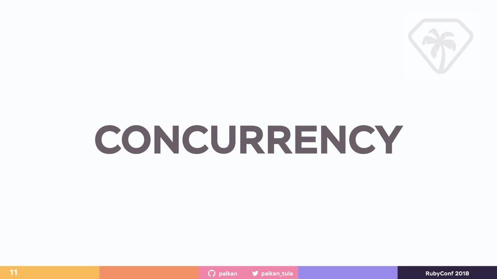 palkan_tula palkan RubyConf 2018 CONCURRENCY 11
