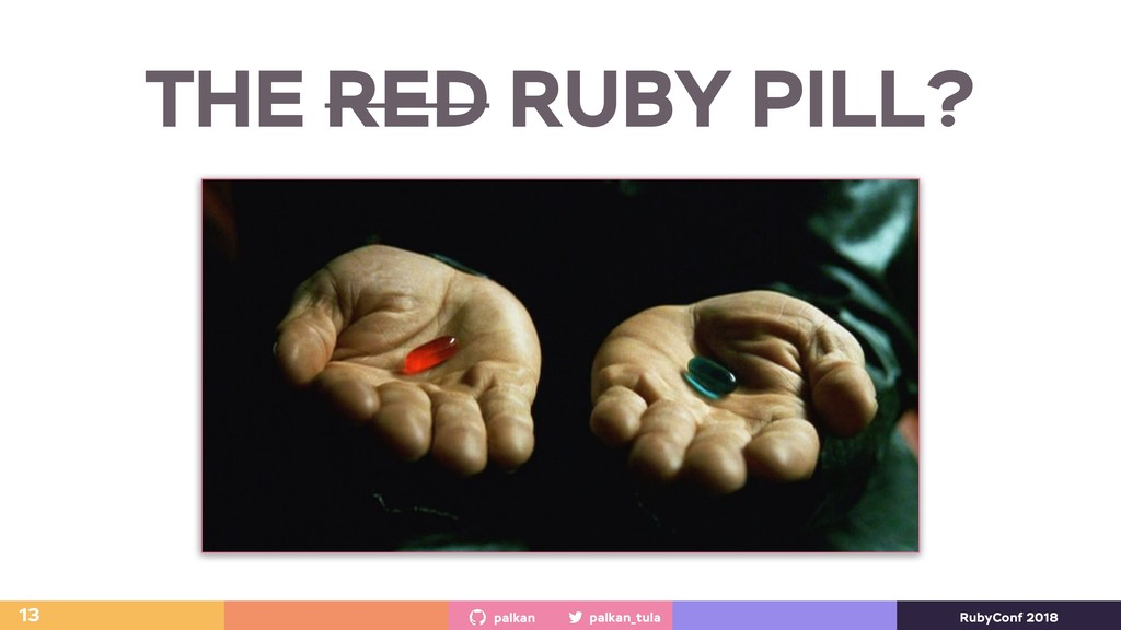 palkan_tula palkan RubyConf 2018 THE RED RUBY P...
