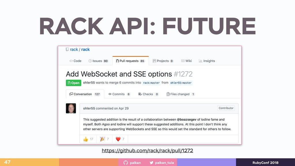 palkan_tula palkan RubyConf 2018 RACK API: FUTU...