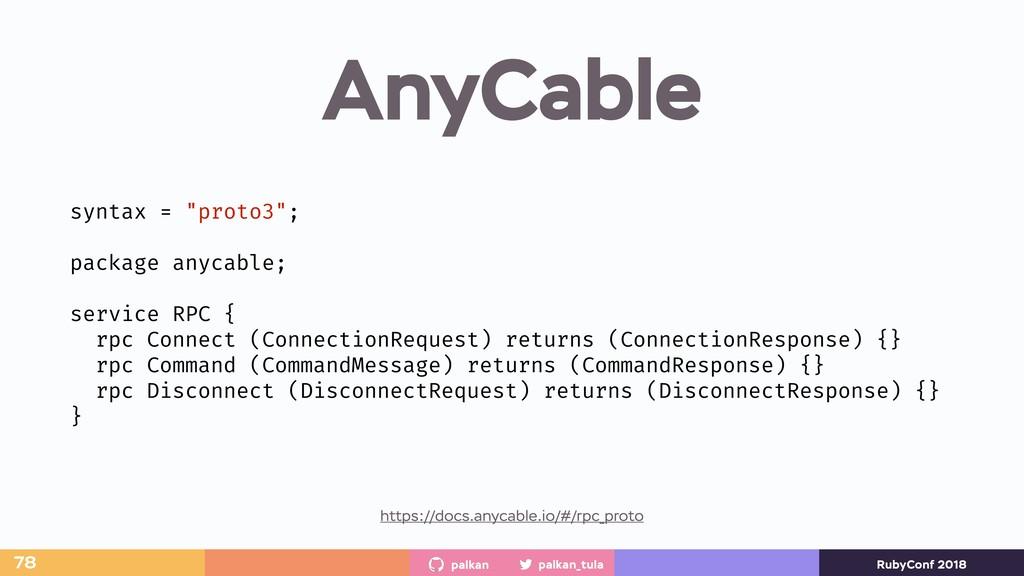 palkan_tula palkan RubyConf 2018 AnyCable 78 sy...
