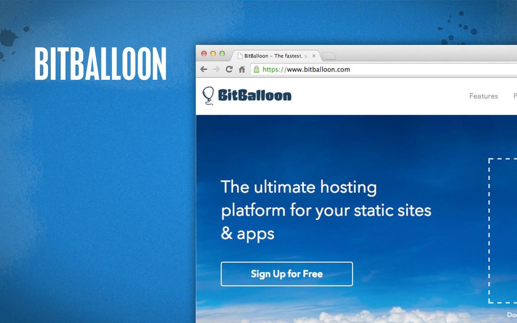 > {} st BITBALLOON