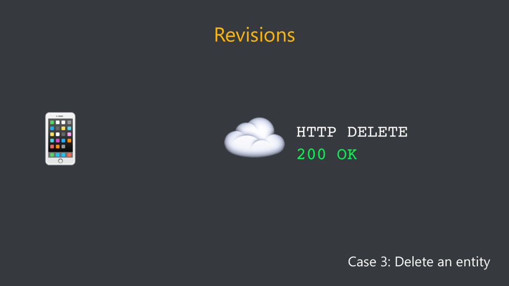 Revisions ☁  Case 3: Delete an entity Task onli...