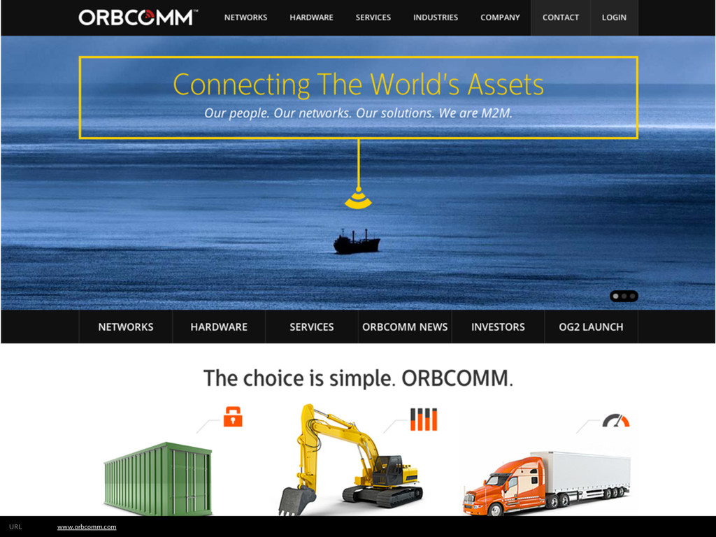 www.orbcomm.com URL