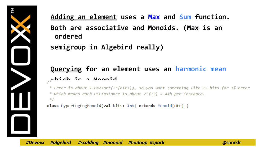 Adding an element uses a Max and Sum function. ...