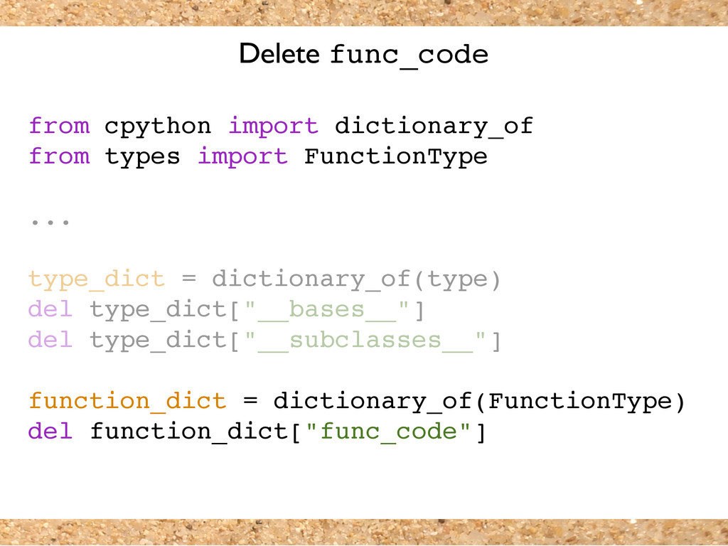 from cpython import dictionary_of from types im...